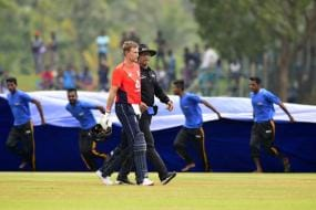 Rain Looms as Threat as Sri Lanka and England Line Up For Second Skirmish of Series