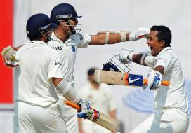 5th October, 2010: Another VVS Special Gives India Thrilling Win Over Australia