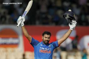 Double Hundred Was Never on My Mind, says Rohit Sharma