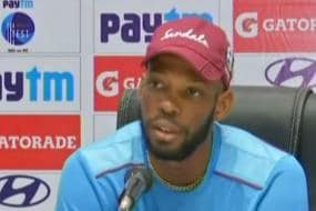 India vs West Indies: Disappointed Could Not Convert My Start Into Big Innings: Chase