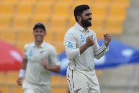 Ajaz Patel Five-for Leads New Zealand to Four-run Win as Pakistan Collapse