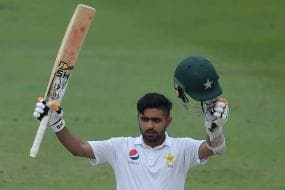 'Definitely a Relief to Get Over the Line' - Babar Azam After Scoring His Maiden Test Ton
