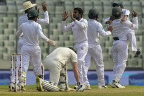 Bangladesh vs Windies, 2nd Test in Dhaka, Live Scores: Bishoo Strikes Hurt Bangladesh