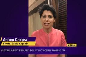 WATCH | England Never Really Challenged Australia in Final: Anjum Chopra