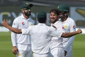 Yasir Shah's Masterclass Helps Pakistan Level New Zealand Series 1-1