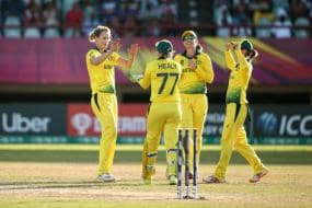 WWT20: Powerhouses Australia, New Zealand Clash in All-important Encounter