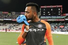 Krunal Pandya Justifies His 'Highly Recommended' Tag With Eden Gardens Showing