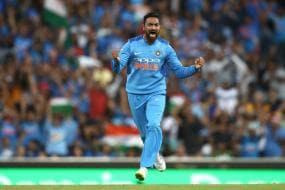 India vs Australia: 'Hardik Was Laughing At Me When I Got Hammered in First T20I' - Krunal