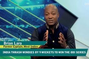 EXCLUSIVE | Windies Should Not Have Chosen to Bat First at Trivandrum: Brian Lara