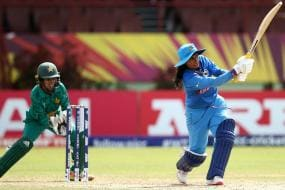 Women's World T20 2018: Clinical India Thrash Pakistan by Seven Wickets