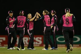 WWT20: Spinners Help New Zealand Beat Pakistan for First Win of Tournament