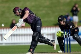 New Zealand Duo Slam 43 Runs in an Over to Shatter List-A Record
