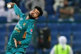 Shadab Delivers Consolation Win in Final Game of South Africa Tour