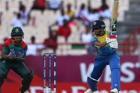 WWT20: Siriwardene, Athapaththu Star as Sri Lanka Beat Bangladesh To Stay in Semis Contention