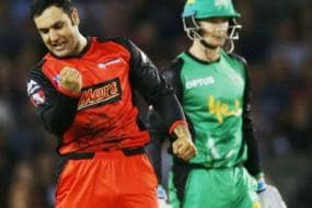 Afghanistan's Mohammad Nabi to Continue With Melbourne Renegades in BBL