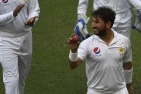 'Wanted to Take 10 wickets in the Match, Ended Up Getting it in a Day' - Yasir Shah