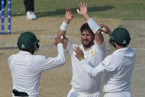 Pakistan Sniff Win as Yasir Shah Spins Webs Around New Zealand