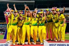 In Pics | Australia vs England, Final, ICC Women's World T20 2018 in the Caribbean