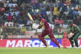 Hope Blitzkrieg Helps Windies Thrash Bangladesh in First T20I