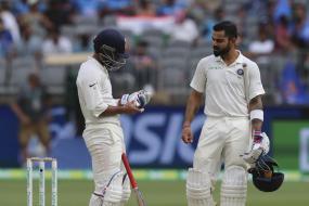 India vs Australia: Kohli, Rahane Score Gutsy Half-centuries to Keep India in the Battle at Perth