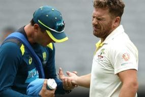 India vs Australia| Finch Likely to Bat Again After X-Ray Allays Fear of Serious Injury