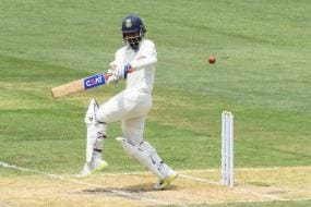 Rahane Scores Century on Hampshire Debut