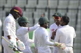 Mehidy Hasan Guides Bangladesh to Innings Win Over Windies, Hosts Take Series 2-0