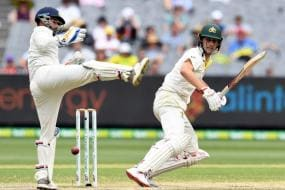India vs Australia | All-round Cummins Takes Test into Day 5 But India Two Wickets Away