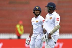 Rain, Mendis-Mathews Defiance Seal Sri Lanka Draw in Wellington Test