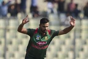 Mortaza, Rahim Shine As Bangladesh Overpower Windies in First ODI