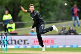 Santner, De Grandhomme & Latham Back for First Three India ODIs