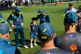 India vs Australia: Archie Schiller Receives Baggy Green, 'Co-captains' Australia in Boxing Day Test