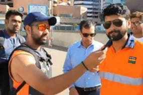 Rohit and Ashwin Surprise Fans on The Streets of Adelaide Ahead of First Test