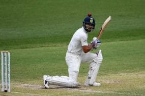 Sidvee: The Feel of those Kohli Fours, Miles Away
