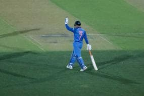 Old MS Dhoni is Back With a Vengeance: Border