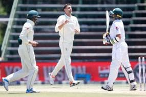 South Africa in Control After Yet Another Pakistan Batting Collapse