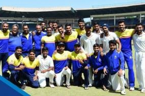 Ranji Takeaways: Pandey, Nair Lift Karnataka Into Semis; Saurashtra Chase Unlikely Win