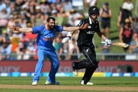 India vs New Zealand: Shami Not Thinking of World Cup Spot Despite Successful ODI Comeback