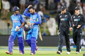 India vs New Zealand | India's Dominance, Taylor's Heroics: Last Five ODIs at The Bay Oval