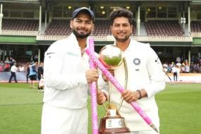 Tendulkar Picks Kuldeep & Pant as Stars to Watch Out for After Australia Triumph