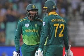 South Africa Beat Pakistan at Durban to Level ODI Series