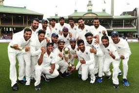 India vs Australia: India Win Maiden Test Series Down Under As Rain Washes Out Final Day