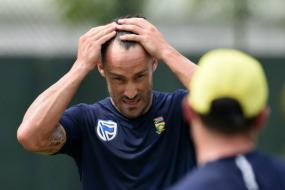 We Were a Bit Soft and Cricket is About Fighting it Out: Faf du Plessis