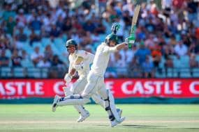 Du Plessis Takes Center Stage in South Africa's Dominant Batting Display