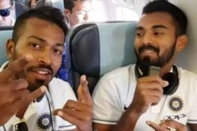 Pandya & Rahul Suspensions Lifted, All-rounder to Join Squad in New Zealand