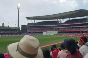 Smoke Could Affect Play in Sydney Test Between Australia and New Zealand