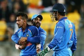 In Pics | India vs New Zealand, Fifth ODI in Wellington
