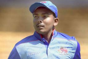 Let's See How Prithvi Shaw Shapes Up Post Suspension: Vikram Rathour