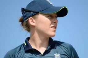 When Heather Knight Almost Misplaced 2017 World Cup Trophy