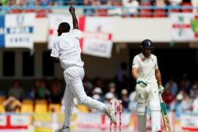 Windies on Top After Dismissing England for 187 in First Innings